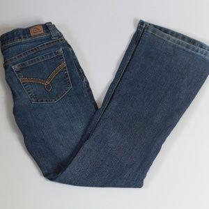Girls Jordache Bootcut Jeans
